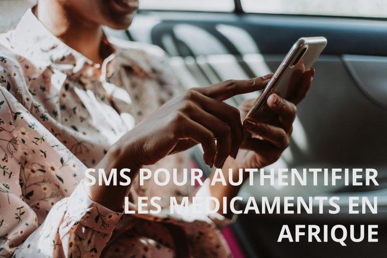 SMS pour authentifier les médicaments en Afrique