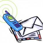 Envoi de mail en texto