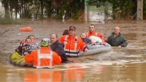 inondation pluies torrentielles