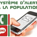 alerter les populations par SMS